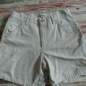 Columbia high waisted shorts